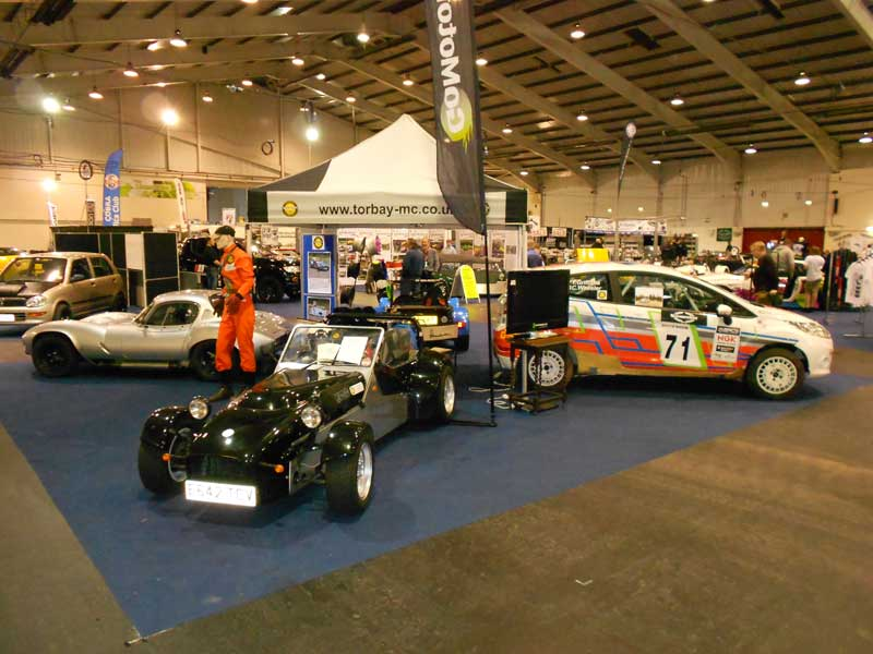 Displays and Social Events - Torbay Motor Club