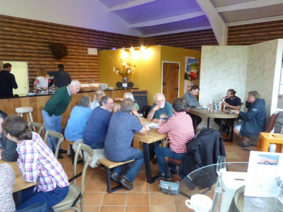 Breakfast Club Meeting